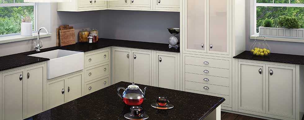 Quartz Countertops by CaesarStone