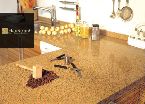 Quartz Countertops by HanStone