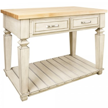 Jeffery Alexander Kitchen Island