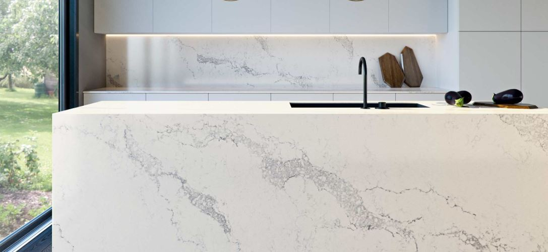 Quartz Countertops by CaesarStone